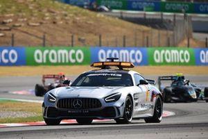 Safety Car, Jake Hughes, Hwa Racelab