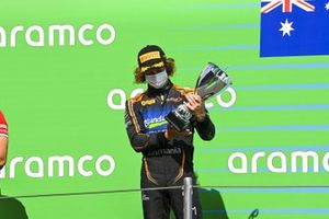 Alexander Peroni, Campos Racing on the podium