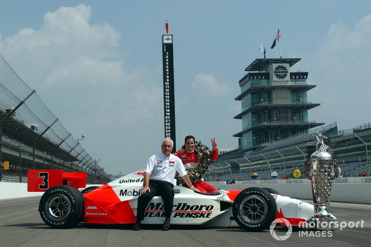 2002: Helio Castroneves
