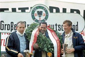 John Surtees, Cooper, Race Winner Jack Brabham, Brabham, Jochen Rindt, Cooper