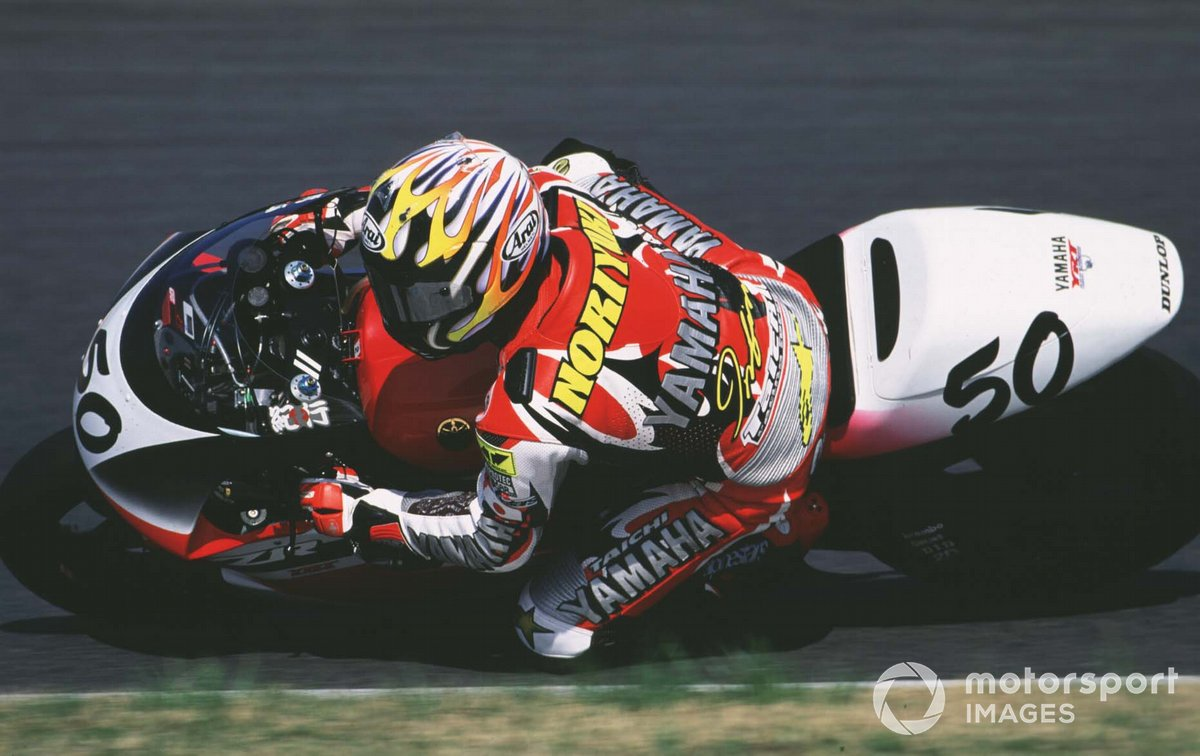 Ruben Xaus - GP del Qatar 2004