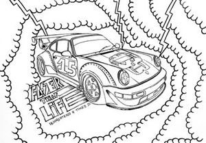 Homenagem de Didu Losso aos 15 anos da Porsche Cup Brasil