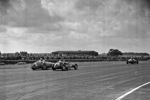 Jimmy Stewart, Cooper T20 Bristol, Alberto Ascari, Ferrari 500