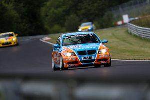 #701 BMW e90: Christopher Rink, Danny Brink, Philipp Leisen