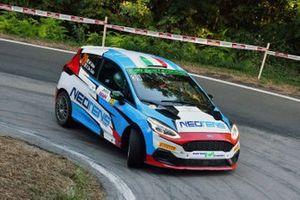 Michele Griso, Elia De Guio, Ford Fiesta R2, Omega