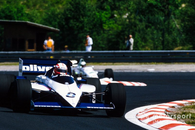 Marc Surer, Brabham BT54 BMW