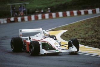 Bertrand Gachot, Coloni C3B Subaru, al GP di Brasile del 1990