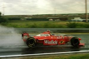 Jacques Villeneuve, Williams FW20 Mecachrome