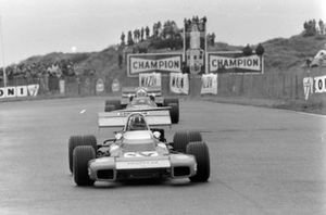 Graham Hill, Brabham BT34, Alex Soler-Roig, March 711