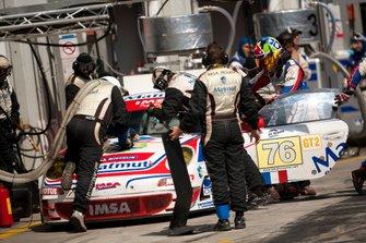 Raymond Narac, Patrick Pilet, IMSA Performance MATMUT Porsche 997 GT3 RSR