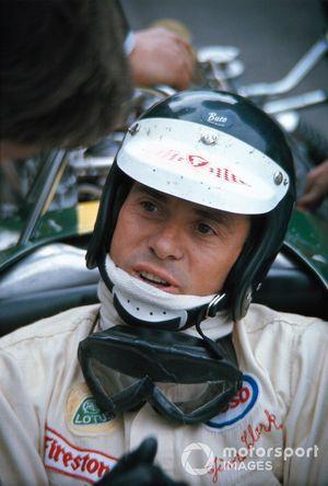 Jim Clark, Lotus