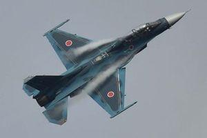 航空自衛隊F-2B戦闘機