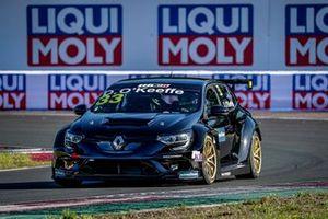 Dylan O'Keeffe, Vukovic Motorsport Renault Megane RS