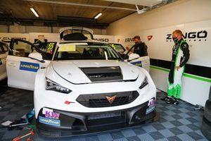 Bence Boldizs, Zengö Motorsport Services KFT CUPRA León Competición TCR