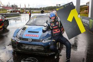 Race winner Johan Kristoffersson, Kristoffersson Motorsport