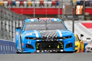 Darrell Wallace Jr., Richard Petty Motorsports, Chevrolet Camaro Columbia Omni-Heat