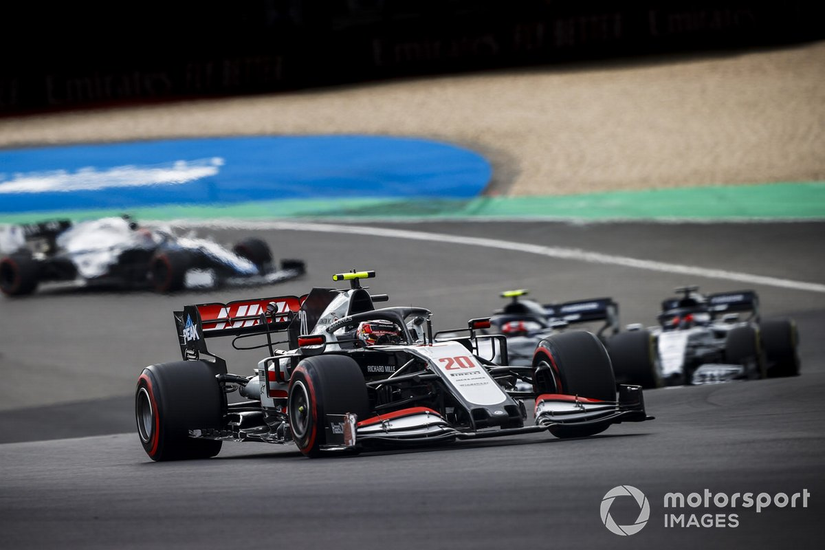 Kevin Magnussen, Haas VF-20, Pierre Gasly, AlphaTauri AT01