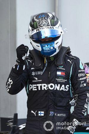 Pole man Valtteri Bottas, Mercedes-AMG F1