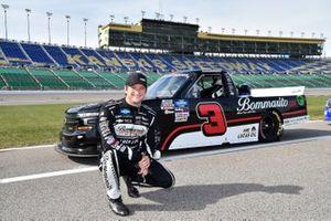 Jordan Anderson, Jordan Anderson Racing, Chevrolet Silverado Bommarito.com