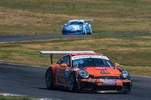 Rodrigo Mello e Sergio Jimenez na Porsche Endurance Series