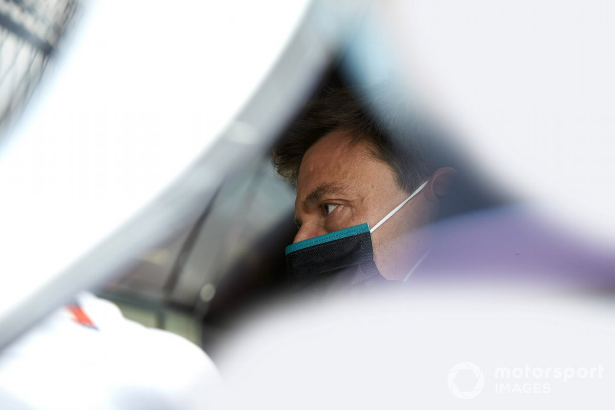 Toto Wolff, Director Ejecutivo de Mercedes AMG
