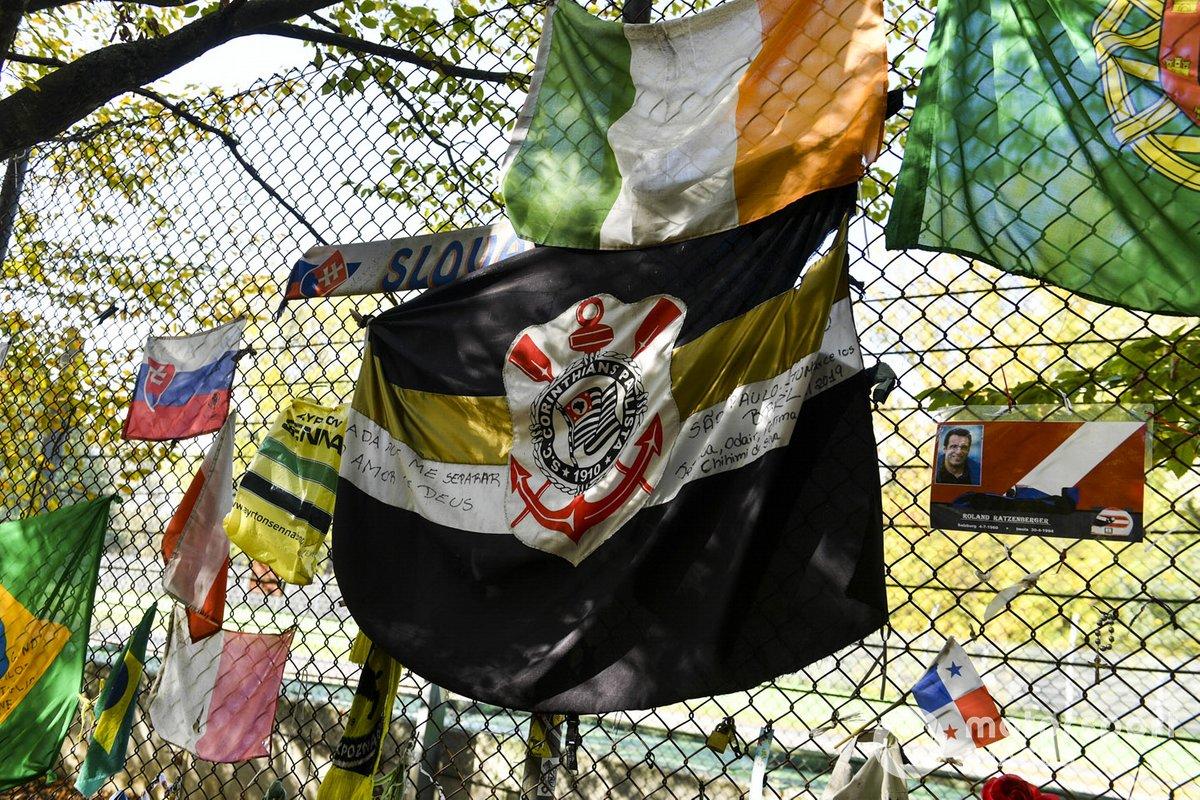 Un homenaje a Ayrton Senna