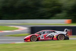 #18 WPI Motorsport Lamborghini Huracan GT3 EVO: Michael Igoe, Dennis Lind