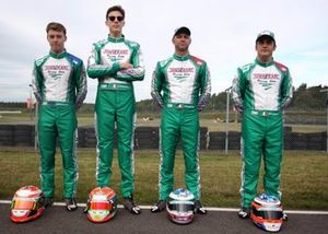 Luca Corberi, Tony Kart Racing