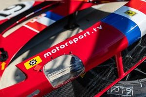 #61 Luzich Racing - Ferrari 488 GTE Evo: Francesco Piovanetti, Oswaldo Negri, Come Ledogar