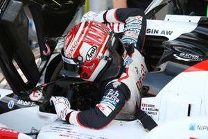 #8 Toyota Gazoo Racing: Kazuki Nakajima