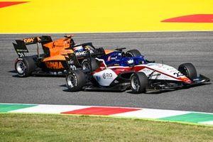 Roman Stanek, Charouz Racing System and Sophia Floersch, Campos Racing