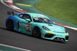 #12 FMR Porsche Cayman GT4