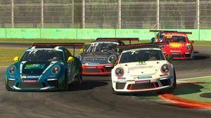 Porsche Esports Carrera Cup em Monza