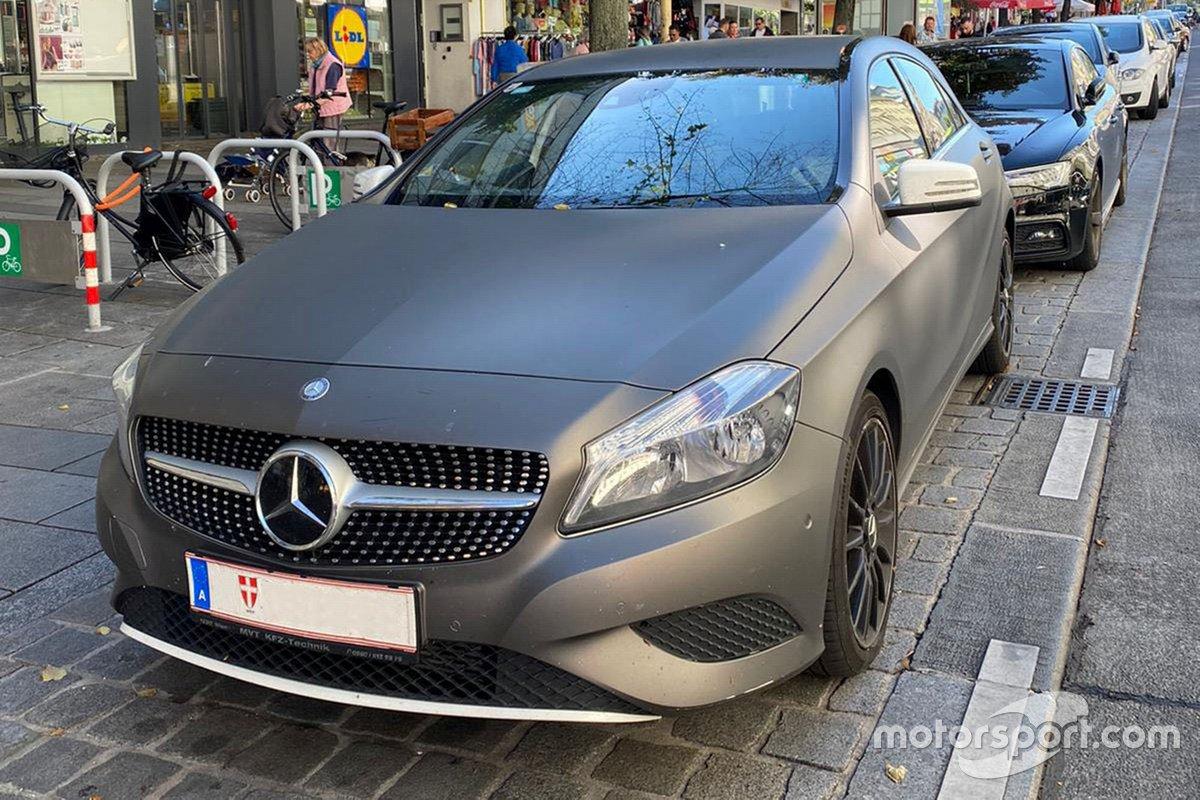 Ferdinand Habsburg (Mercedes A 200)