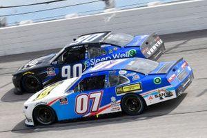 Dexter Bean, DGM Racing, Chevrolet Camaro, David Starr, SS Green Light Racing, Chevrolet Camaro