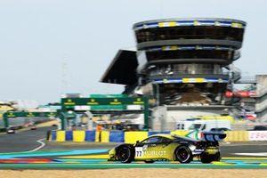 #77 Ferrari 488 GT3, IRON LYNX, Claudio Schiavoni, Andrea Piccini