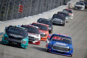 Ben Rhodes, ThorSport Racing, Ford F-150 Tenda, Stewart Friesen, Halmar Friesen Racing, Toyota Tundra Halmar Racing To Beat Hunger