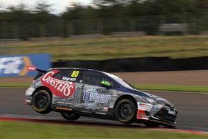 Tom Ingram, Toyota Gazoo Racing UK avec Ginsters Toyota Corolla