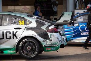 Car detail of Todd Hazelwood, Brad Jones Racing Holden