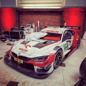 Robert Kubica, BMW M4 DTM, Orlen Team