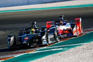 Oliver Rowland, Nissan e.Dams, Nissan IMO2 Jérôme d'Ambrosio, Mahindra Racing, M6Electro