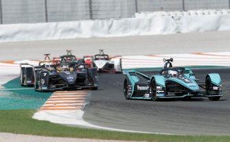 James Calado, Jaguar Racing, Jaguar I-Type 4 Nico Müller, Dragon Racing, Penske EV-4, Jean-Eric Vergne, DS TECHEETAH, DS E-Tense FE20
