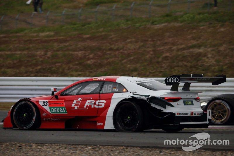 Rene Rast #33 Audi RS 5 DTM