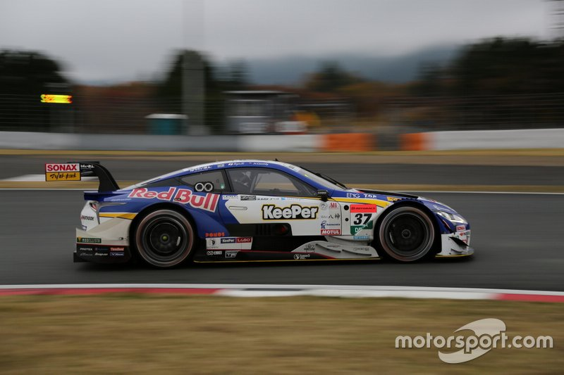 Ryo Hirakawa, Lexus Team TOM'S Lexus LC500