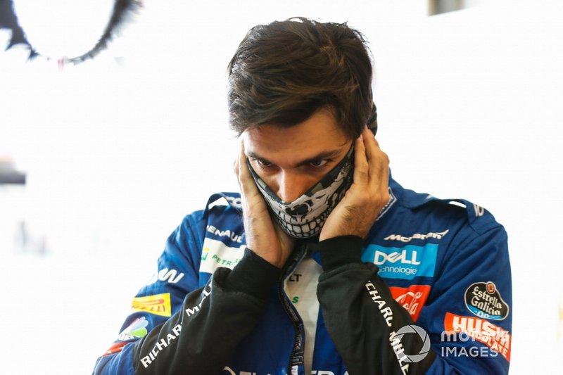 Para Carlos Sainz se convierte en un reto