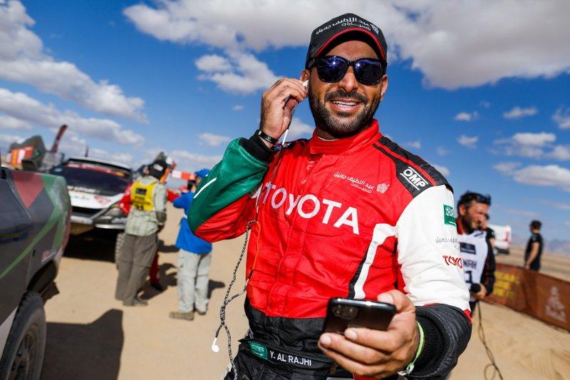 #309 Overdrive Toyota: Yazeed Al Rajhi