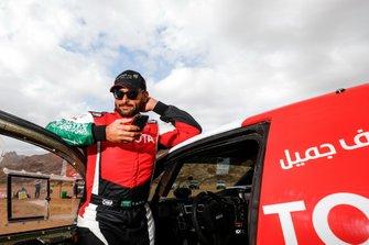 Язид Аль-Раджи, Overdrive Toyota, Toyota Hilux (№309)