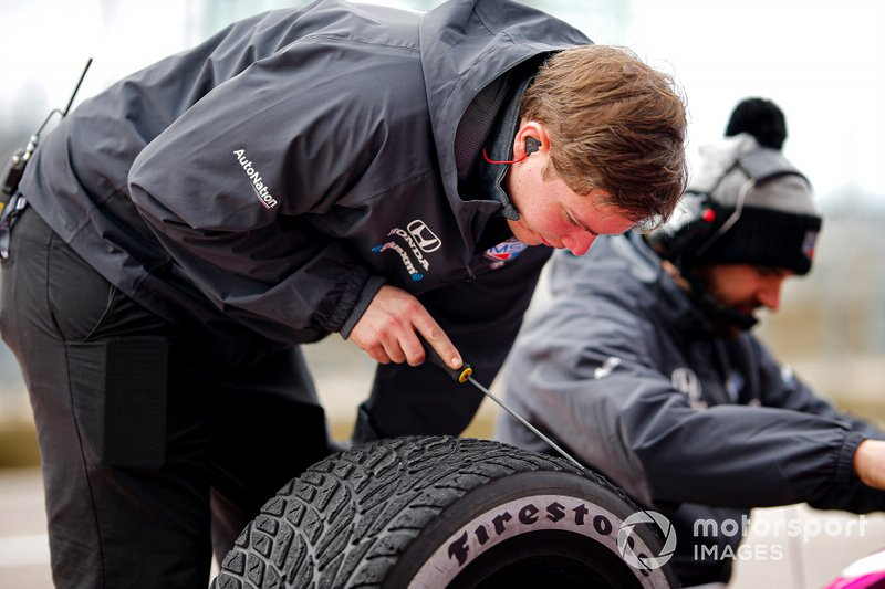 Механик Джека Харви, Meyer Shank Racing Honda