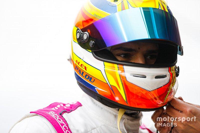 Алекс Палоу, Dale Coyne Racing with Team Goh Honda