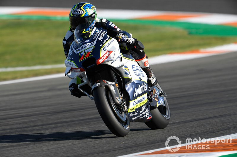 21 - Karel Abraham, Avintia Racing